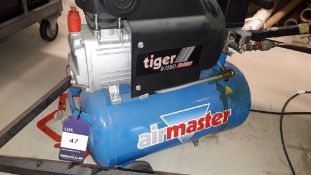 Airmaster Tiger 8/250 Turbo Receiver Mounted Compressor