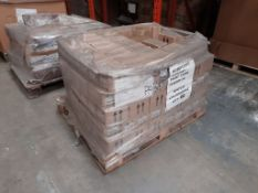 1 Pallet of Hobbycraft Ready Mixed Scented paint, 6 x 150ml per box - Cherry, one pallet