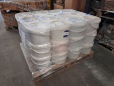 2 Pallets of The Works Store, YPO, Turners etc., paint in tubs, approx. 50 tubs, two pallets
