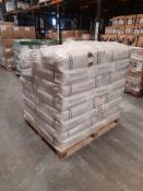 2 Pallets of potato starch, approx. 60 bags, two pallets
