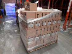 1 Pallet of The Works Store Ready Mixed Poster Colour, various colours, one pallet