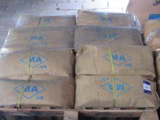 Approx. 15 Boxes x QTY 300 - Model 1932B Pushfit Waste 32mm 90˚ MxF Elbow Black (Approx. 4500