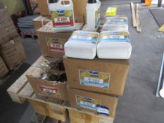 Approx. 5 Boxes x QTY 6 - 1 Litre Potterton E400 Central Heating Restorer Liquid (Approx. 30