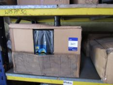Approx. 3 Boxes xQty 300 – Pushfit Waste 40mm Coupler Black (Approx. 900Fittings)