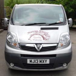 Commercial Catering Equipment & Vauxhall Vivaro Van (2013)