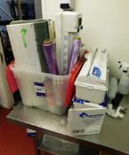 5x Wrapmaster Wrap Dispensers - Various Models