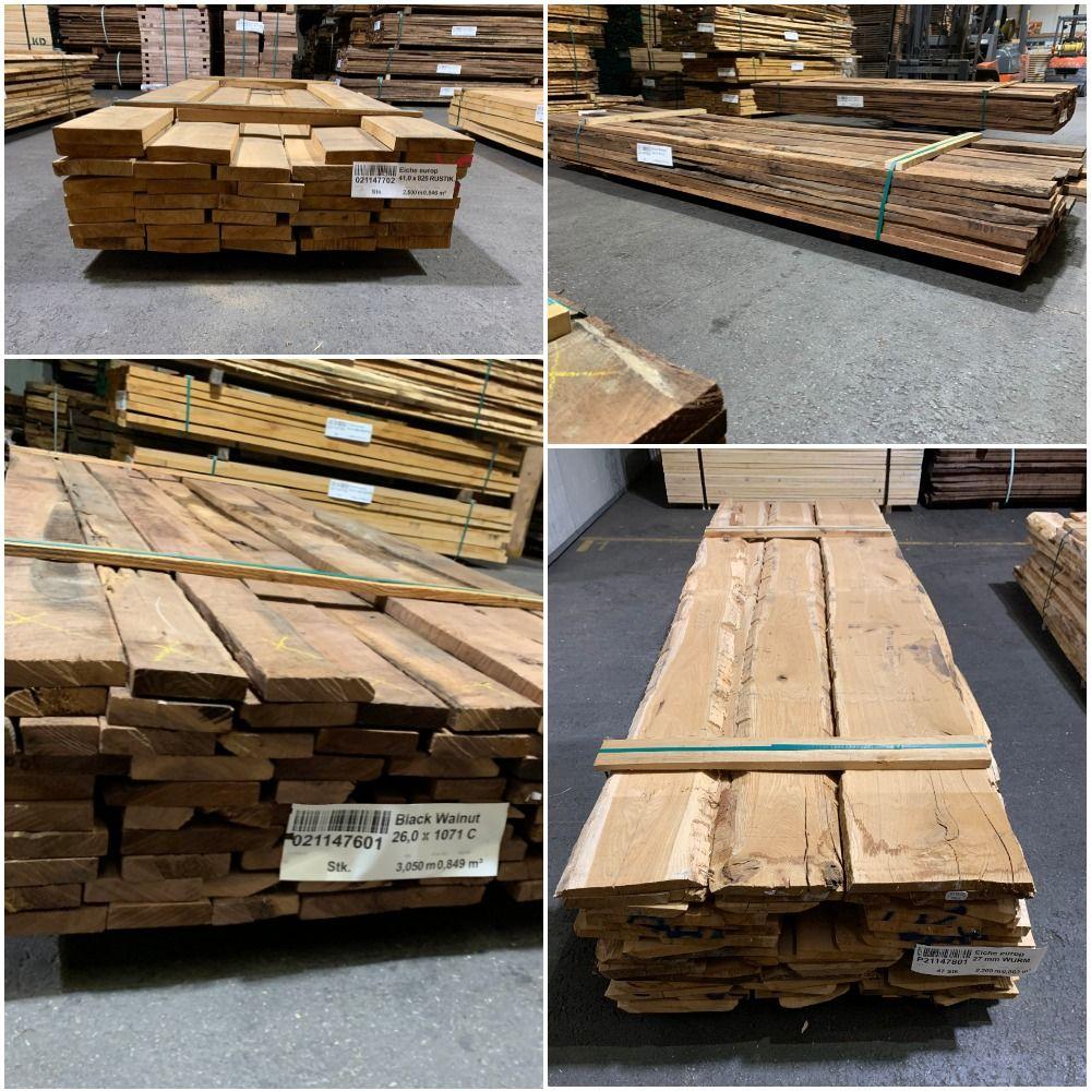 Kiln Dried Hardwood Timber