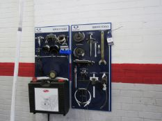 Quantity SsangYong Service Tool to Two Boards