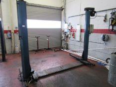 Tecalemit 2 Post Vehicle Lift