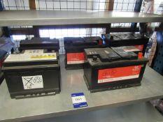 Quantity Kia Batteries to Bay