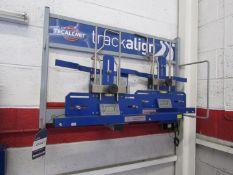 Tecalemit Track Align Wheel Alignment System