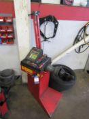 Corghi Handspin FM43MA Wheel Balancer Serial Number CCI0118281