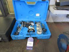 SP318 Cooling System Tester
