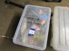 Quantity Kia Trim & Bumper Parts to Box A