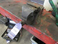 5 Inch Workshop Vice