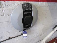 POD Point Cruz-Shay PG-95321 Plug In Electric Car Charging Point