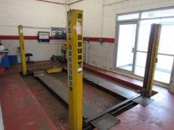 Garage Plant & Equipment