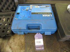 Laser Vacuum Pressure Testing Kit