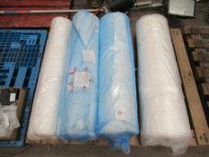 4 x Rolls of Mattress/Furniture Bags
