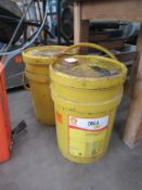 Circa 30ltrs Omala Gear Oil to 2 Drums