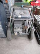 Portable generator and welding set with Sincro EW 200 DC Panel