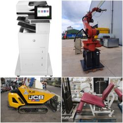 July Collective Industrial Auction