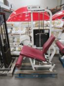 Life Fitness Strength Seated Leg Extension