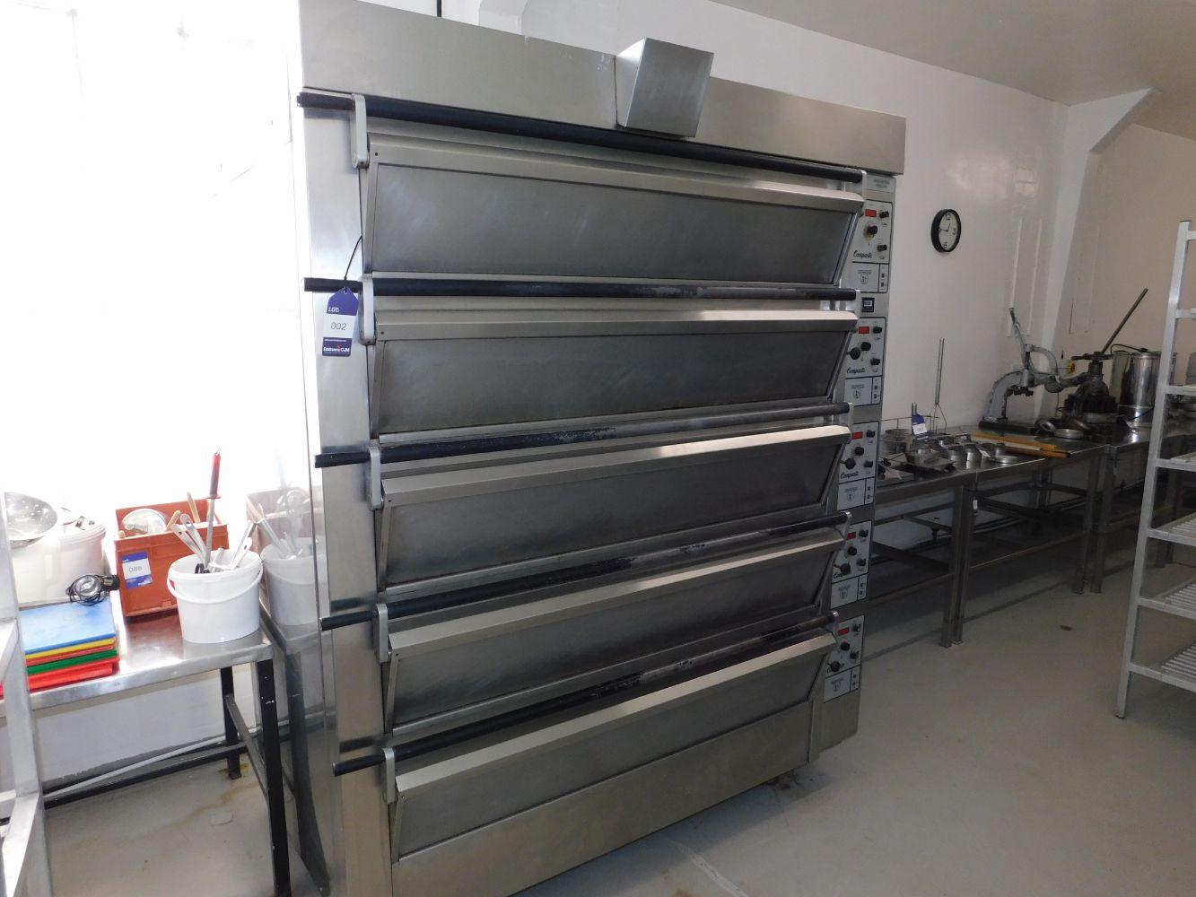 Bakery & Pie Making Equipment - Burbush Penrith Limited (Proposed Liquidation)