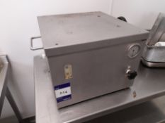 Dorit HSM-16 Hand Brine Injector, Serial: 30716-187 (No Hand Gun Attachment and Cable Has Been