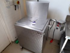 Turbovac Dip Tank, Model:D0910ZT598 (please note this lot also forms part of composite lot 118)