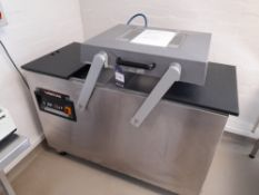 Turbovac SB-620 Twin Chamber Electric and Mobile Vaccum Pack, Year:2007, Serial:20073118, 380-