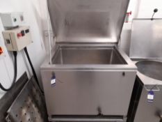 Ascoli Square Ham Boiler (please note this lot also forms part of composite lot 118)