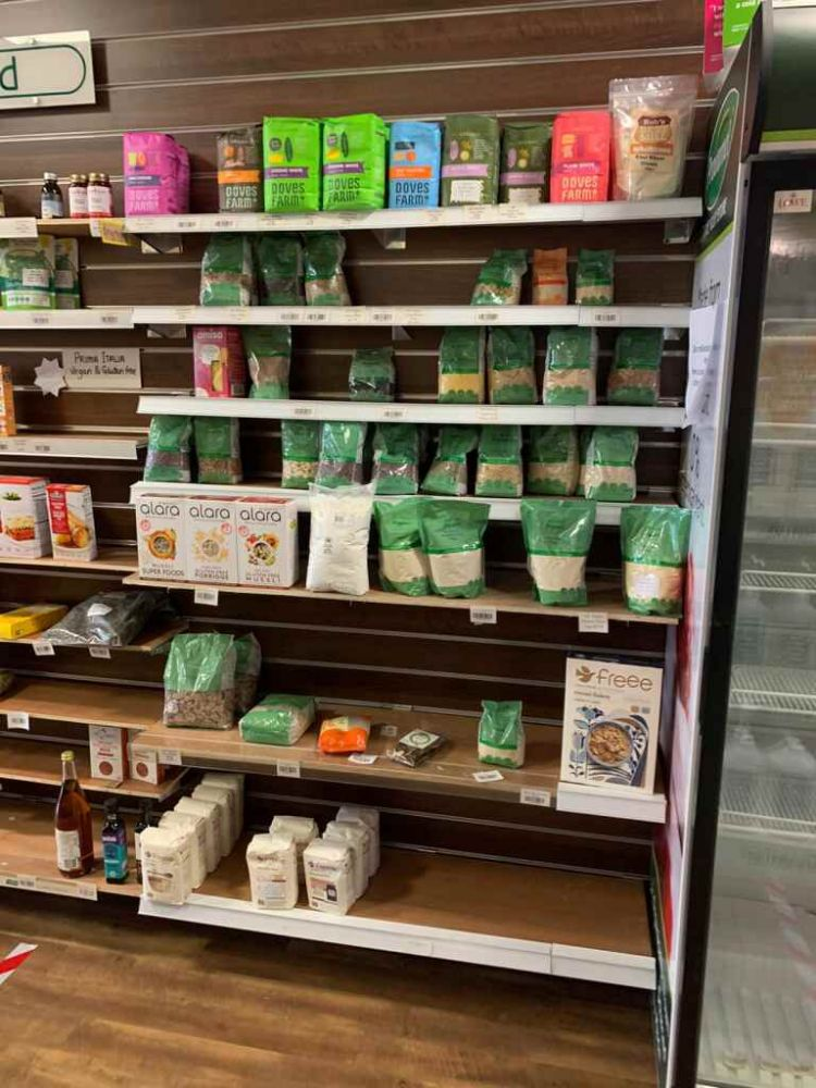 Short Notice Sale - Entire Contents of a Eco-Health Food Shop (Clearance Strictly Friday 30 July)