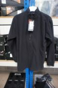 Keela Mocha Advance Zip Top M Rrp. £16.99 Black