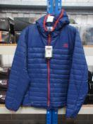 Kam Barra Insulated Jacket M Rrp. £44.99