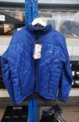 Snug Pack Softie Jacket SJ3 Blue Small Rrp. £89.99