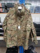2 x NVP Gortex Jacket Combat 170/96 Rrp. £39.99
