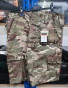 Calm Elite Shorts 32R Rrp. £19.99