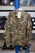 5 x MTP Shirt Army issue 38-40 L x 2, 38-40 XS x 2, 38-40 S x 1 Rrp. £10.50