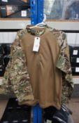 3 x UBAC Tactical Fleece M, L & XL Rrp. £29.95