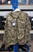2 x PCS Shirts Polycotton Twil 180/96 Rrp. £22.99