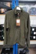 Keela Skye Profleece Jacket S Rrp. £31.99 Colour Olive