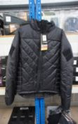 Snug Pack Softie Jacket SJ6 Black Medium Rrp. £89.99