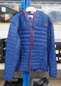 Highlander Barra Jacket Blue XL