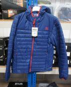 Kam Barra Insulated Jacket S Rrp. £44.99
