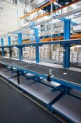 Double sided cantilever assembly bench, with integrated lighting (Approx. 2240 x 1500 x 2000), other