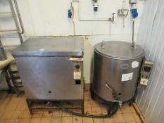 Alto Neptune Diesel Steam Cleaner