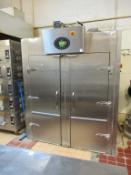 Foster Stainless Steel Twin Door 3 Rack Prover/Retarder