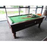 Supreme Pool, Pay to Play Billiard Table