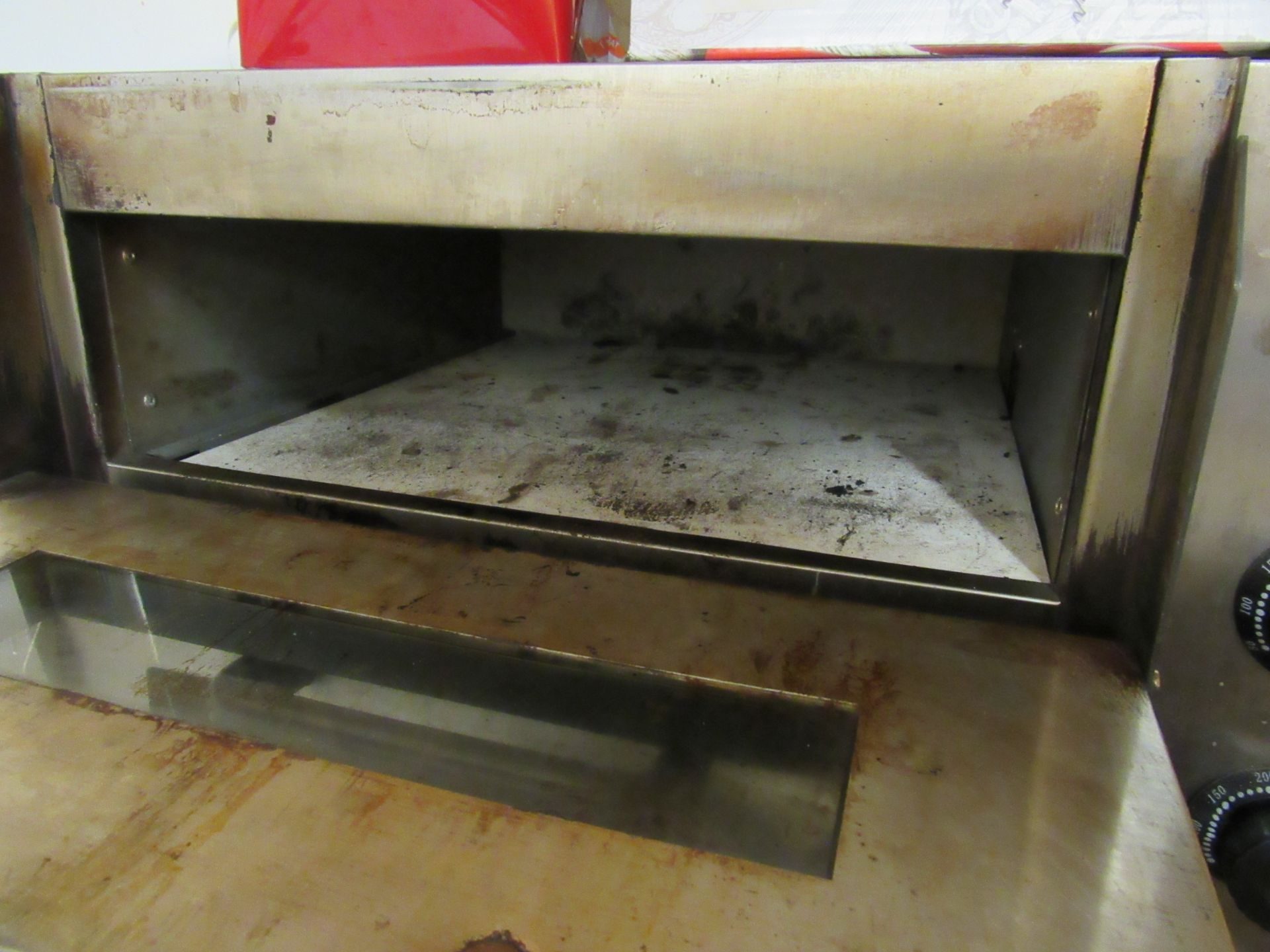 Electric Pizza Oven, P2PT 560x566x400mm - Image 4 of 5